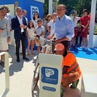 Nuovi bagni pubblici a Pesaro in viale Zara