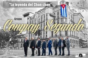 Grupo Compay Segundo, la leggenda cubana in arrivo a Barchi