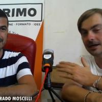 Comunicare: la video-intervista a Corrado Moscelli