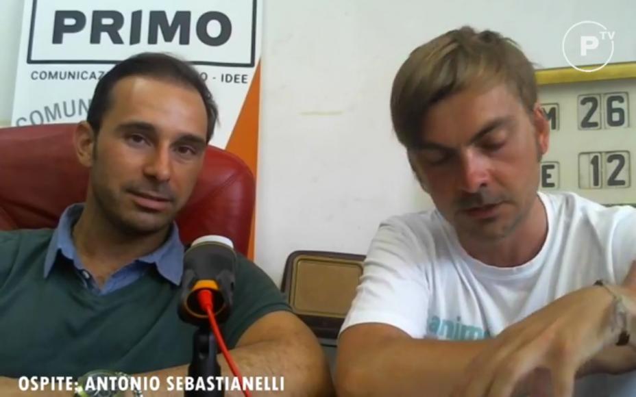Un entroterra vivo: la video-intervista ad Antonio Sebastianelli