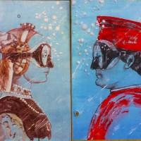 Abbiamo intervistato Blub, l'artista che ha sommerso Pesaro e dintorni nella sua arte