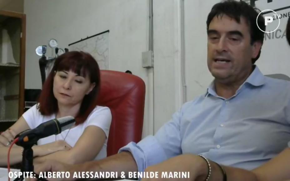 Progetti per Cagli: la video-intervista ad Alberto Alessandri e Benilde Marini