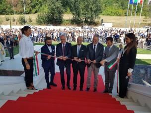 Una nuova sede per i 40 anni di attività della Renco, azienda che rappresenta Pesaro nel mondo