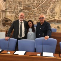 """Cambio in consiglio comunale: Sergio """"Joe"""" Castellani subentra a Massimiliano Santini"""