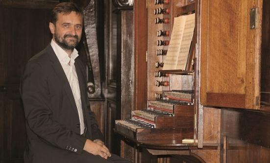Domani a Cerasa di San Costanzo il Maestro Stanislav Šurin si esibirà su un organo del 1784