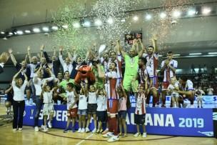 Nella bacheca dell'Italservice Pesaro il secondo trofeo nazionale di Serie A, è sua la Supercoppa italiana