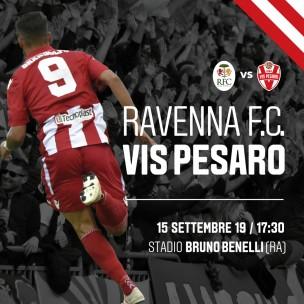 LIVE Ravenna F.C. - Vis Pesaro 1898 minuto per minuto