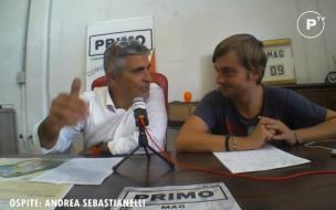 Non solo nuoto: la video-intervista ad Andrea Sebastianelli