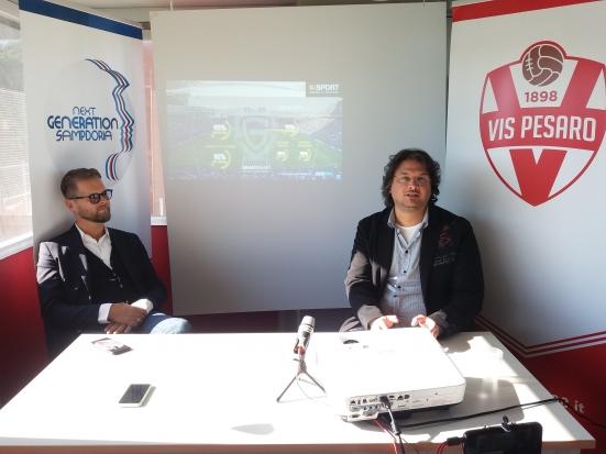 Nuova collaborazione Vis Pesaro e K-Sport, da oggi in tempo reale i dati atletici di tutti i giocatori