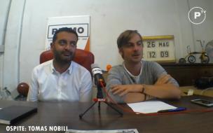 Il volontariato, un bene comune: la video-intervista a Tomas Nobili