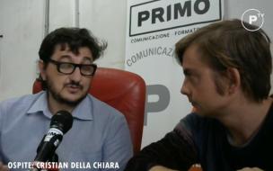 La prosa per tutti: la video-intervista a Cristian Della Chiara