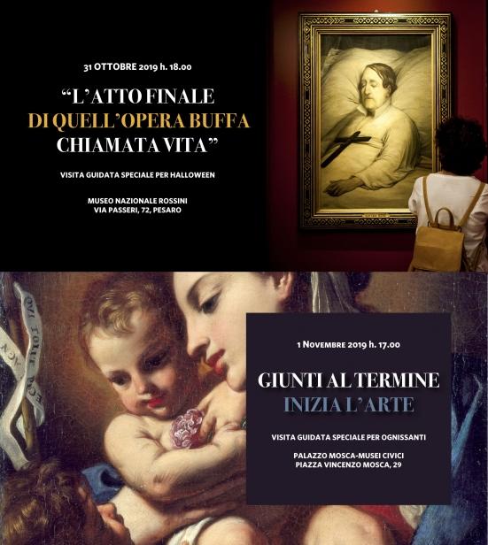 Ecco le iniziative speciali per Halloween e Ognissanti dei musei di Pesaro