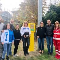 50esimo defibrillatore in città grazie all'Avis di Pesaro