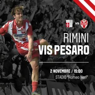 Rimini - Vis Pesaro, tutte le informazioni per l'acquisto del biglietto