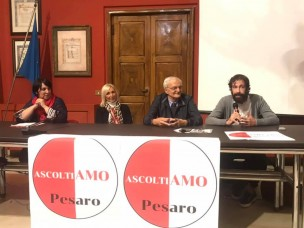 """Ascoltiamo Pesaro: """"Cultura, navette e verde, così valorizzeremo il centro storico"""""""