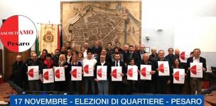 Aggregazione, manutenzione e sicurezza sono le proposte di Ascoltiamo Pesaro per il quartiere di Villa San Martino