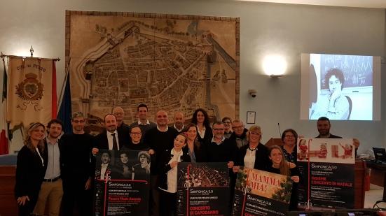 """Sinfonia in 4 eventi"", l'Orchestra Sinfonica Rossini per le festività natalizie"