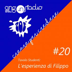 ANG In Radio Marche - Creare per credere #20