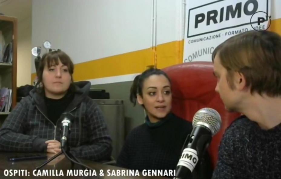Tracce in vista di Zoe: la video-intervista a Camilla Murgia e Sabrina Gennari