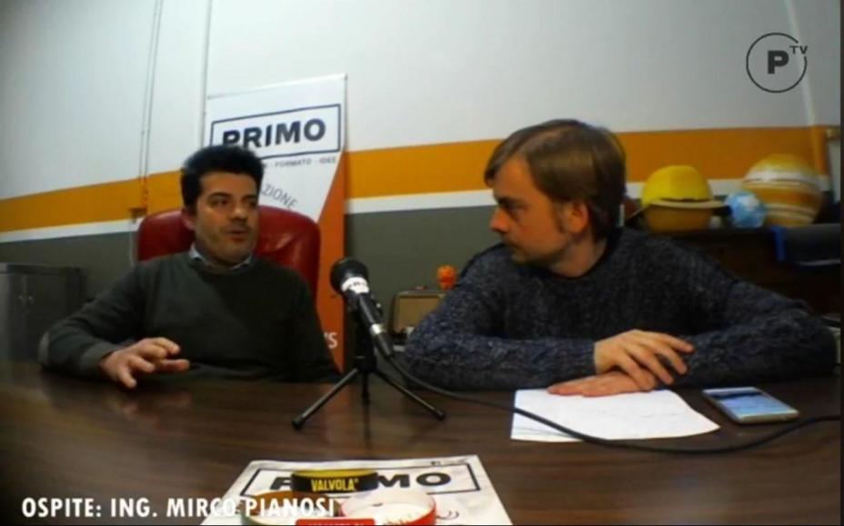 Comunicare per risolvere: la video-intervista all'Ing. Mirco Pianosi