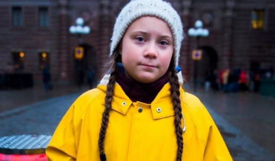 Anche Vallefoglia invita Greta Thunberg