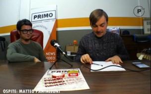 Musica con passione: la video-intervista a Matteo Pantaleoni