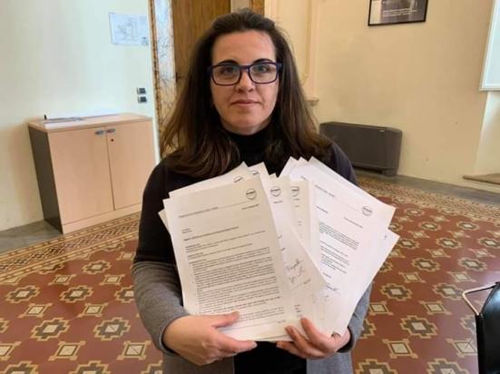 Francesca Frenquellucci espulsa dal M5S: «Farò ricorso al comitato di garanzia»