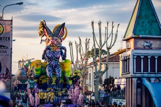 Carnevale di Fano 2020, atto finale