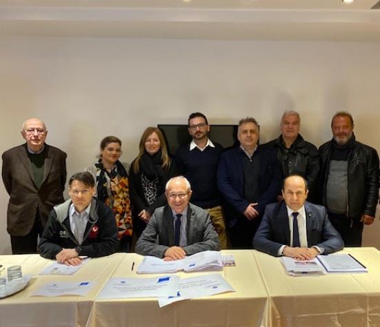 Fabrizio Marcucci Pinoli è stato confermato presidente di Confturismo Urbino