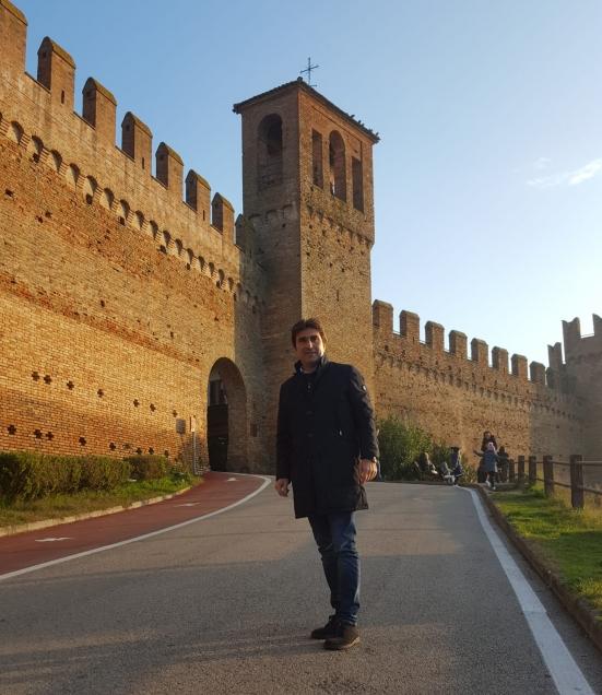 """Biancani: """"Gestione condivisa con i Comuni per il Castello di Gradara e per Rocca Costanza a Pesaro"""""""