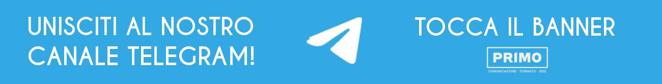 Telegram Primo Footer