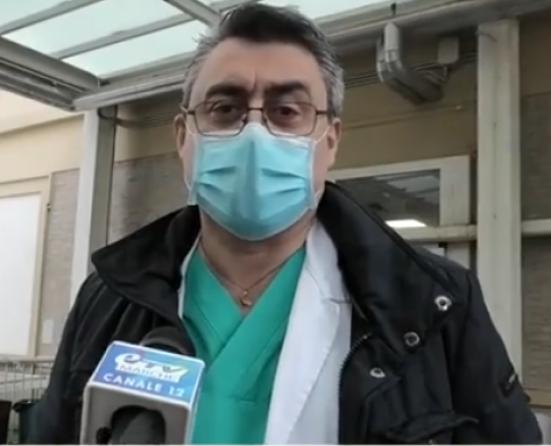 """Dall'ospedale di Pesaro, Umberto Gnudi: """"Quando muore un paziente è un fallimento per il nostro lavoro"""" - VIDEO"""