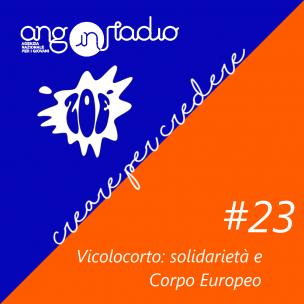 ANG In Radio Marche - Creare per credere #23