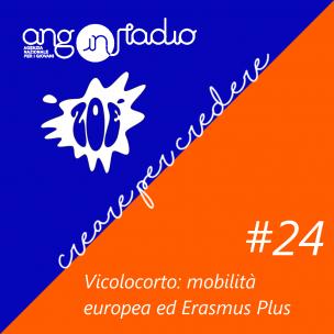ANG In Radio Marche - Creare per credere #24