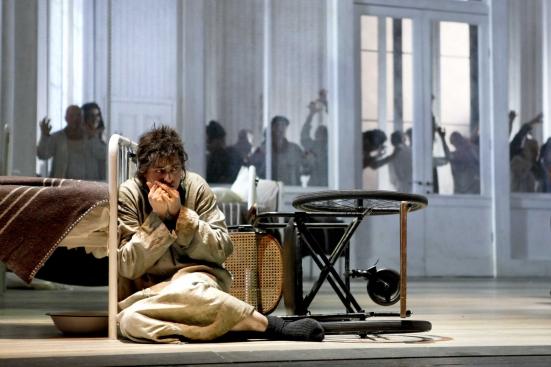 Ci sarà un solo spettatore alla proiezione di Sigismondo all'Istituto Italiano di Cultura di Stoccolma