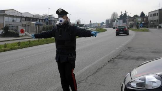 Controlli sugli spostamenti, ieri 59 violazioni nella provincia di Pesaro e Urbino