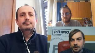 La cultura che reagisce: la video-intervista a Daniele Vimini