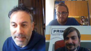 Lo sport in emergenza: la video-intervista a Lorenzo Pizza