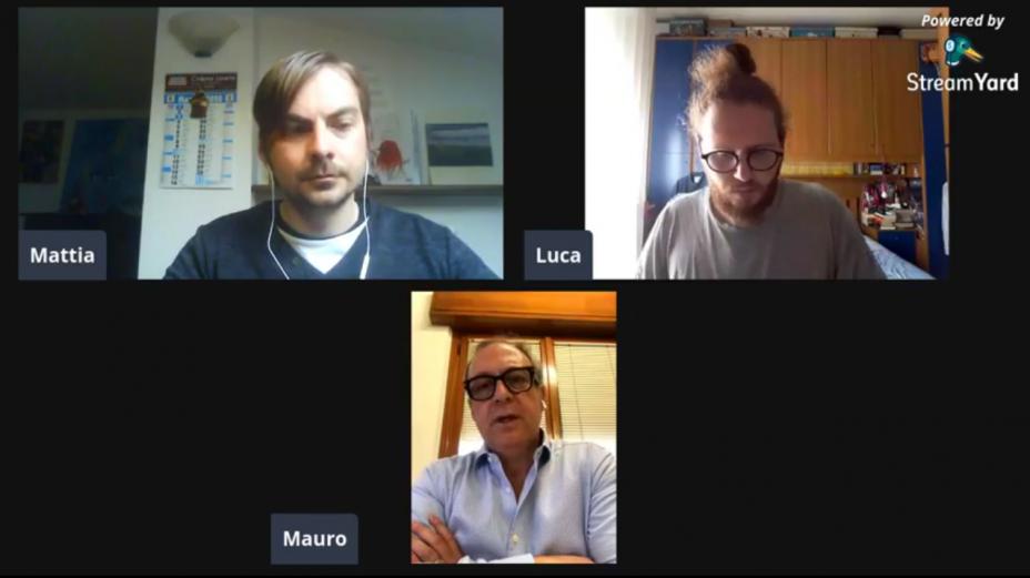 Come ripartono le industrie: la video-intervista a Mauro Papalini