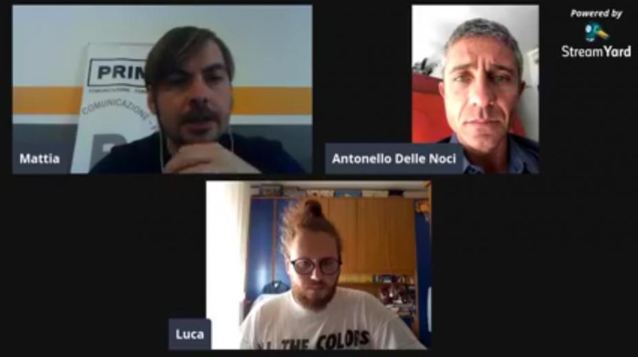 Come uscire dall'emergenza economica: la video-intervista ad Antonello Delle Noci