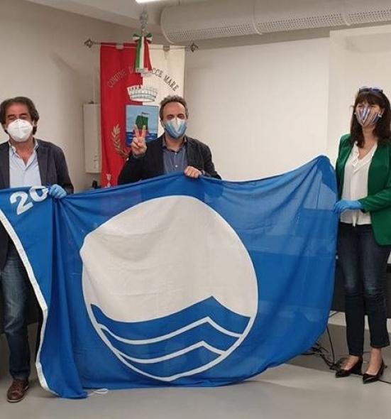 Gabicce Mare conquista la sua 27esima Bandiera Blu