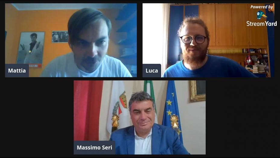 Fano si riprogramma per ripartire: la video-intervista a Massimo Seri