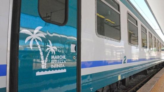 Dal 14 giugno ripristinati i servizi ferroviari nelle Marche