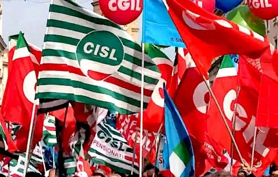 """CGIL e CISL su biodigestore e servizi pubblici locali: """"Un plauso al presidente della Provincia, Giuseppe Paolini"""""""