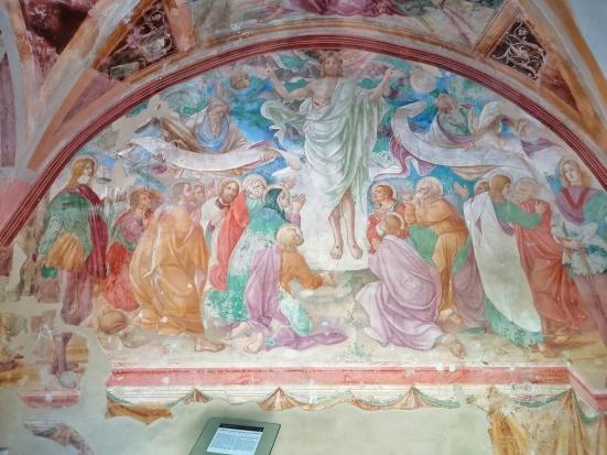 Comune di Pergola e Fai insieme per la valorizzazione dell'oratorio dell'Ascensione al Palazzolo