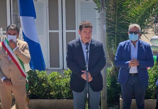 """20esima Bandiera Blu assegnata a Fano, l'assessore Lucarelli: """"Risultato di un lavoro importante di diversi uffici del Comune e altri Enti"""""""