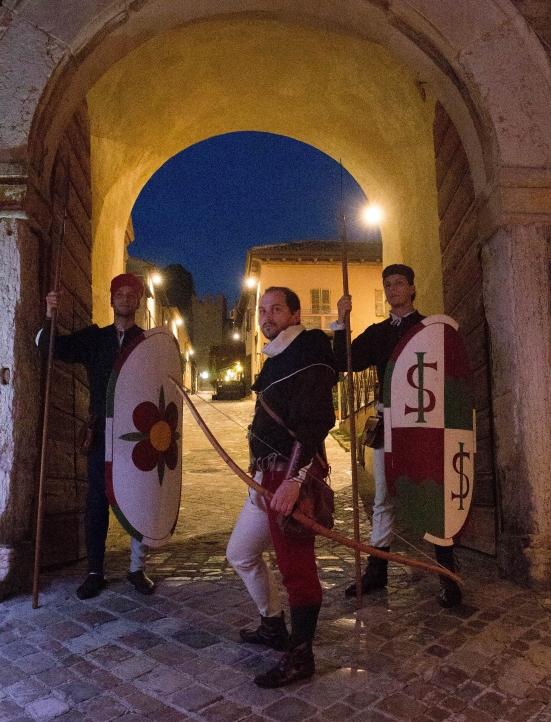 """A Gradara l'estate riparte dal Medioevo: dal 9 luglio con """"Giovedì al castello"""" si inaugura una stagione ricca di eventi"""
