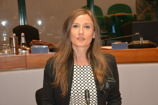 "Elena Leonardi (FdI): ""Mangialardi usa l'ANCI per la sua campagna elettorale"""
