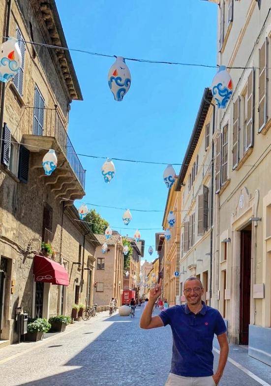 Ecco le nuove lanterne che illumineranno il centro storico di Pesaro