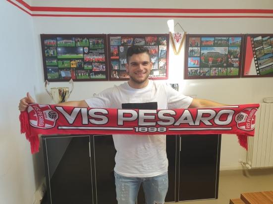 Chi è Michael D'Eramo, il nuovo centrocampista della Vis Pesaro